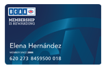 basic membership card