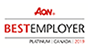 2019 Aon Canadian Best Employer