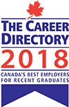 Best Employer for Recent Graduates Award