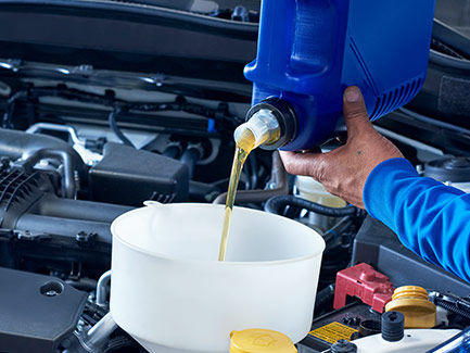 BCAA Auto Service Centres - Oil Change Packages