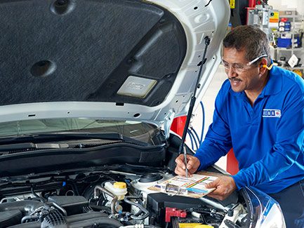 BCAA Auto Service Centres - Vehicle Inspection Services