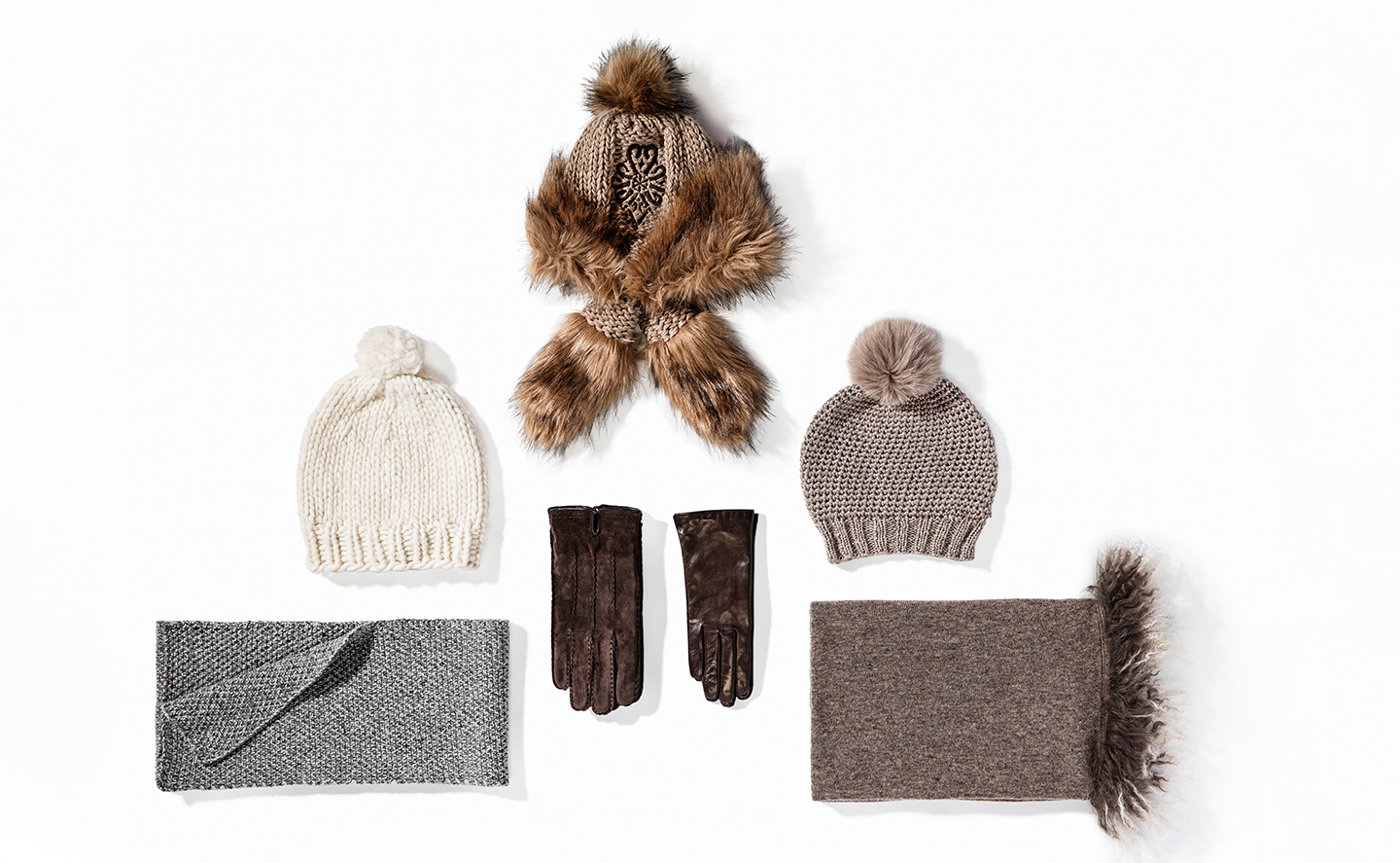 winter fashion accessories