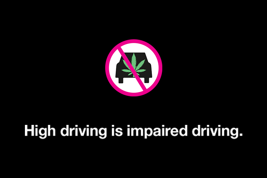High driving is impaired driving