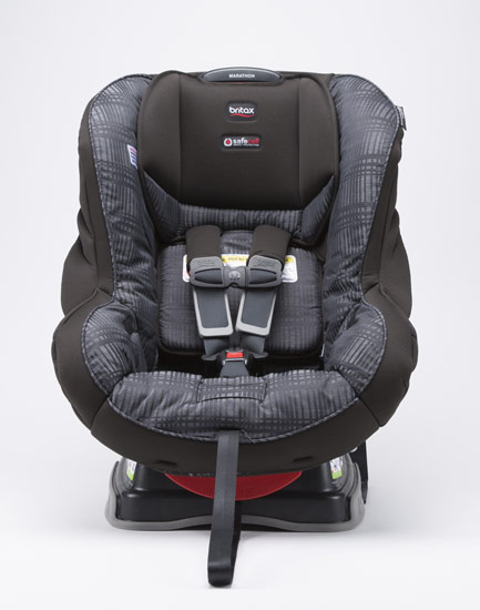 Car seat - forward or rear facing