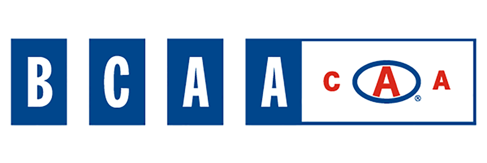BCAA Logo - Social Distance Version