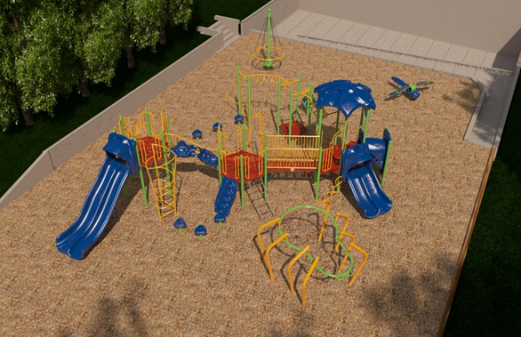 Black Creek Community Centre playground