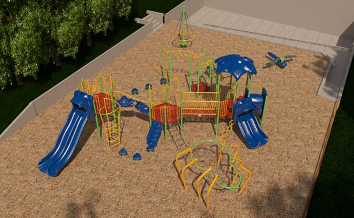 black creek playground