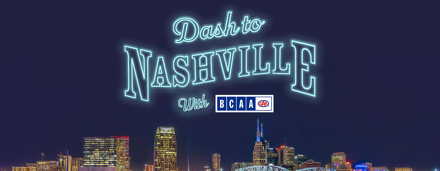 Dash to Nashville contest - Win the ultimate canucks experience valued at $10,000