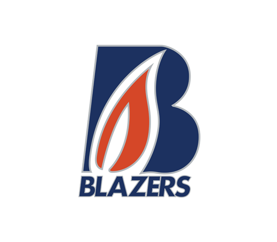 Blazers Team Logo: BCAA