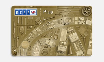 BCAA plus membership card